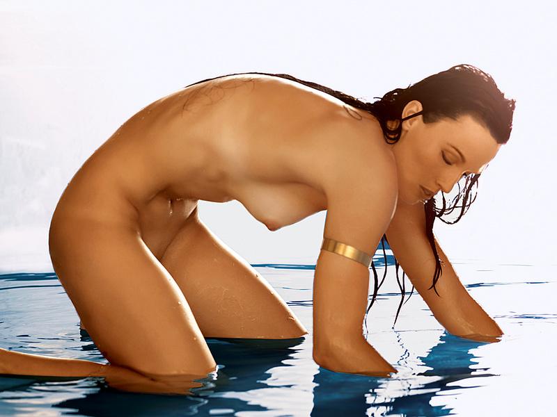 порно фото голых пловчих